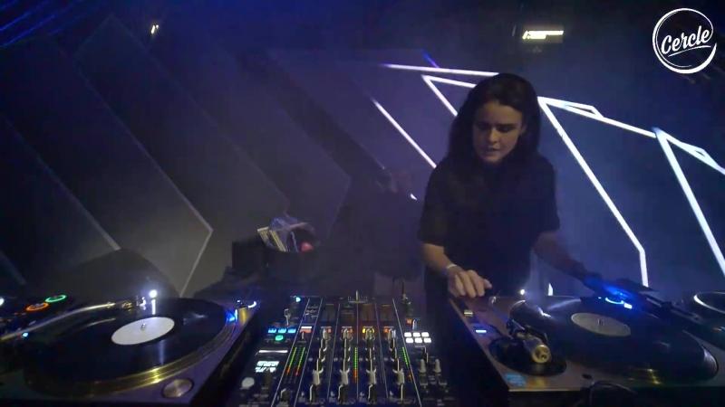 ANNA vinyl DJ set @ Les Pavillons des Etangs for Cercle