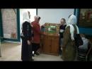 Провожаем тактильную картину Батюшки Серафима Саровского в Казань