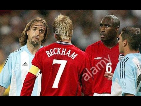 England x Argentina (2000) - Historical Match
