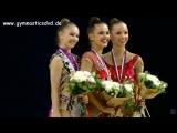 Церемония награждения многоборья Gran-Prix - Brno, Czech Republic - 13-14.10.18
