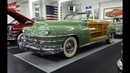 1947 Chrysler Town Country Woodie Convertible @ The Klairmont on My Car Story with Lou Costabile