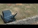 Rigs of Rods - Slow Motion Crashes Compilation No: 6 (1080p)