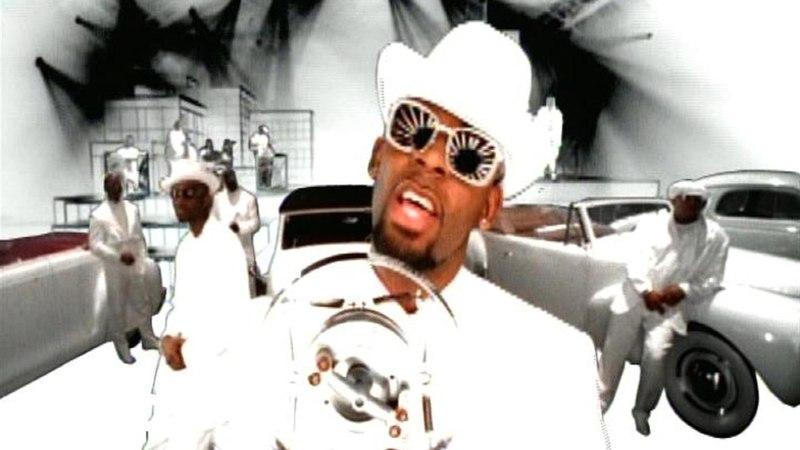 R. Kelly - Thank God It's Friday