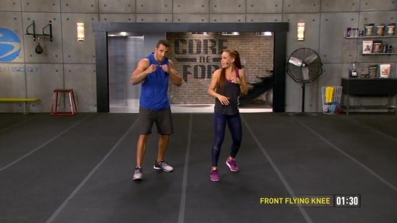 MMA Plyo Learn It Work It