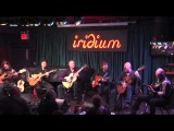 California and Montreal Guitar Trio At Iridium- While My Guitar Gently Weeps