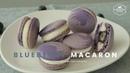 블루베리 마카롱 만들기 Blueberry Macaron Recipe Cooking tree 쿠킹트리*Cooking ASMR