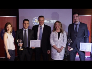 VTB United League Awards Ceremony
