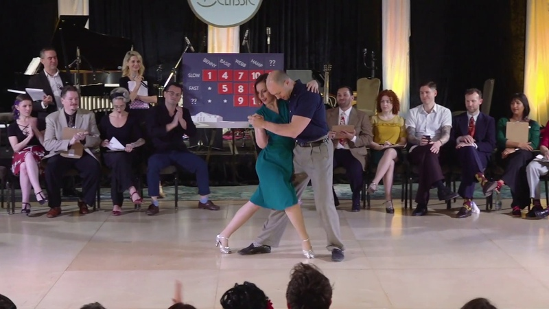 CalBal Classic 2019: Invitational Mixed Couples - Heather Nick