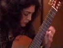 Lily Afshar performs Koyunbaba by Domeniconi