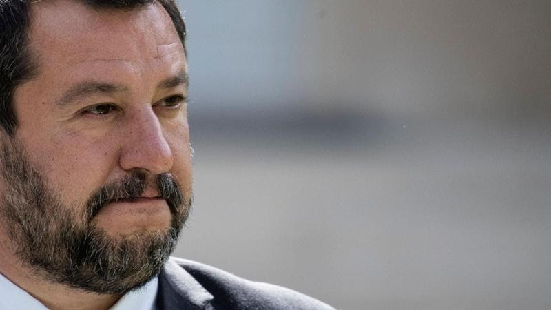 Libia Salvini avverte Migranti I porti restano chiusi
