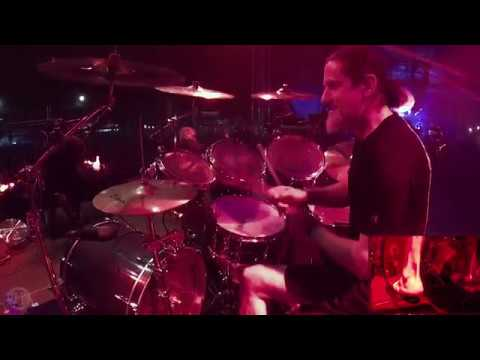 CANNIBAL CORPSE@Red Before Black-Paul Mazurkiewicz-Live at Brutal Assault 2018 (Drum Cam)