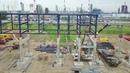 Строительство объектов общезаводского хозяйства на Омском НПЗ