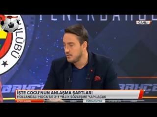 FENERBAHÇE Spor Ajansı ¦Aykut Kocaman, Cocu Transfer Yorumları 19 Haziran 2018