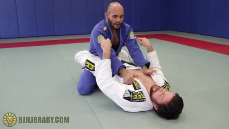06 closed guard to overhead sweep