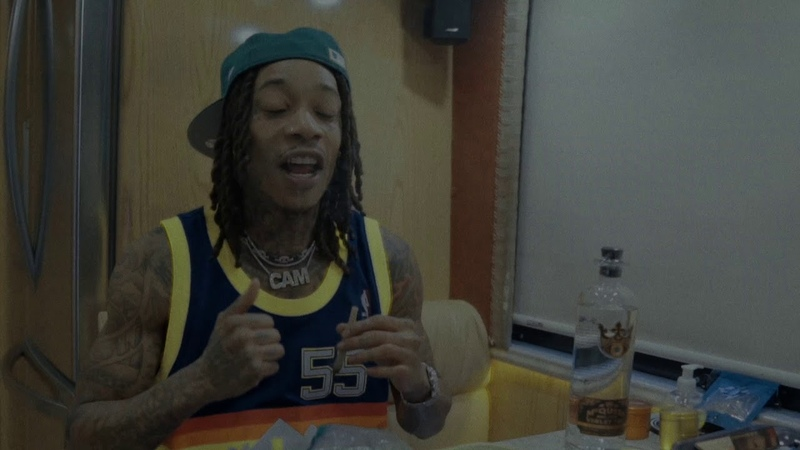 Wiz Khalifa Curren$y - The Life [Official Video]