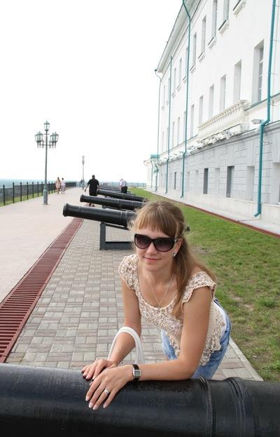 Анна Зимарова, 18 февраля , Пермь, id13148118