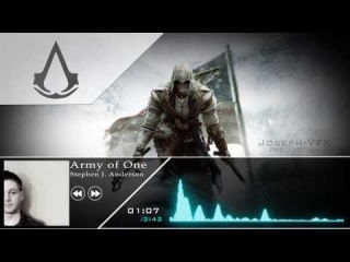 Stephen J. Anderson - Army of One