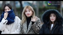 [스타ting][4K] '호피 곰슬기~' 레드벨벳 슬기 포커스 12월 14일 뮤직뱅크 959회 출근길