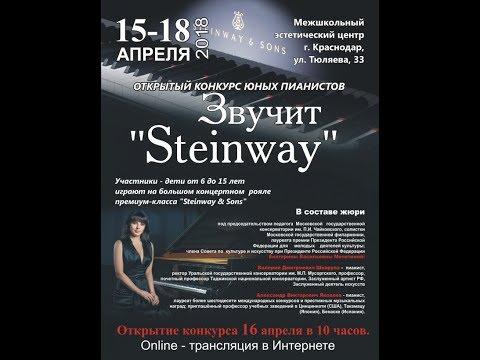 Российский конкурс юных пианистов «Звучит «STEINWAY» 5 возрастная группа