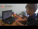 Никос 6 лет.Умножение двузначныхсложение и вычитание