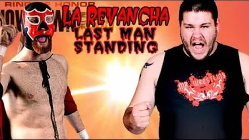ROH Showdown in the Sun Day 1 Kevin Steen vs El Generico highlights