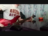 Jade Bards - Rage Against The Machine - Bulls On Parade (bass)