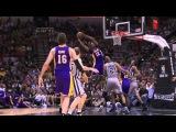 LA Lakers Vs San Antonio Spurs   Full Highlights   Game #1   04/21/2013   NBA Playoffs 2013