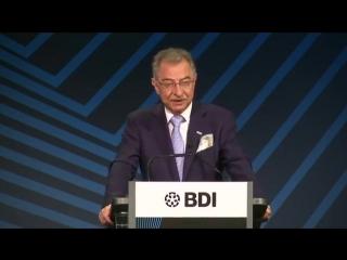 TDI- Merkel weist britische Brexit-Pläne zurück - BDI-Präsident kritisiert Regierung