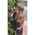 Hilary Duff on Instagram Cant help but imagine this little girl is growing and blooming in my belly like these roses that keep popping up at our...