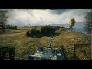 AMX 50 Foch (155) - Дозорный 11500 по засвету, 6200 дамага [wot-vod.ru]