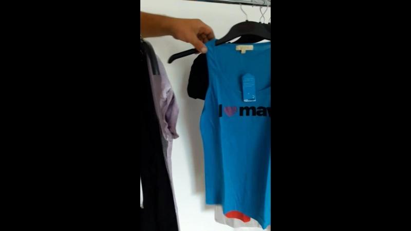 Сток Италия платья футболки 2