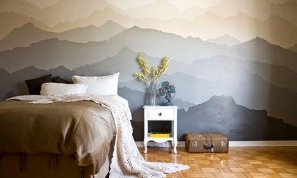 20 обалденных фотообоев, которые срочно хочется наклеить у себя дома: ↪ +1 способ к украшению интерьера.