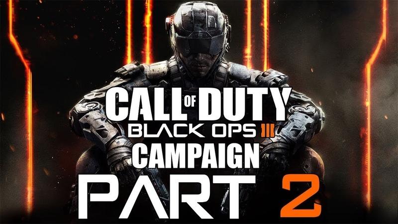 Call of Duty: Black Ops 3 🚨 02. Новый мир