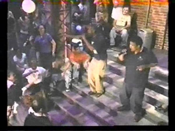 De la soul - the hustle live on mtv