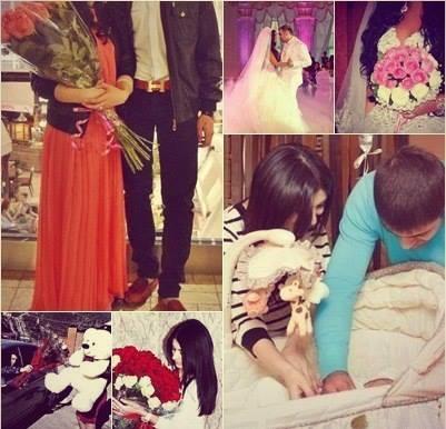 Romantik şəkillər