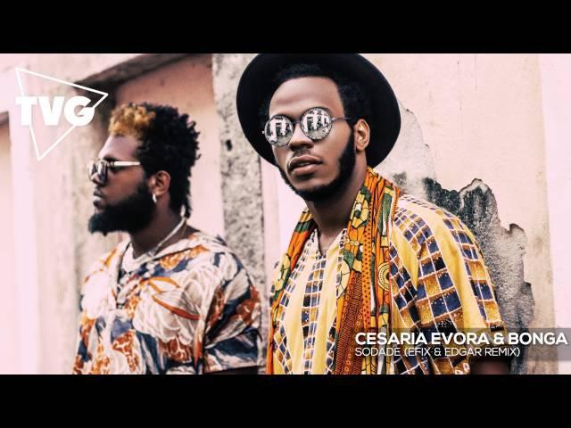 Cesaria Evora Bonga - Sodade (EFIX EDGAR Remix)