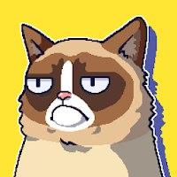 Сердитый Котик: ужасная игра [Мод: без рекламы+деньги]