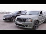 Москва рулит - Новый и самый быстрый джип Grand Cherokee