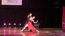 Puesto 5, final escenario, Dmitrii Kuznetsov, Olga Nikolaeva, mundial de tango 2018