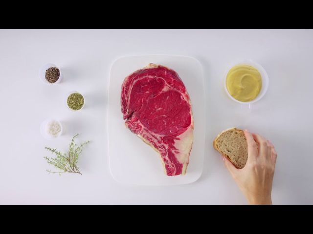 Tupperware - Recipe video - Steak, Grilled Potatoes and Asparagus with MicroPro Grill