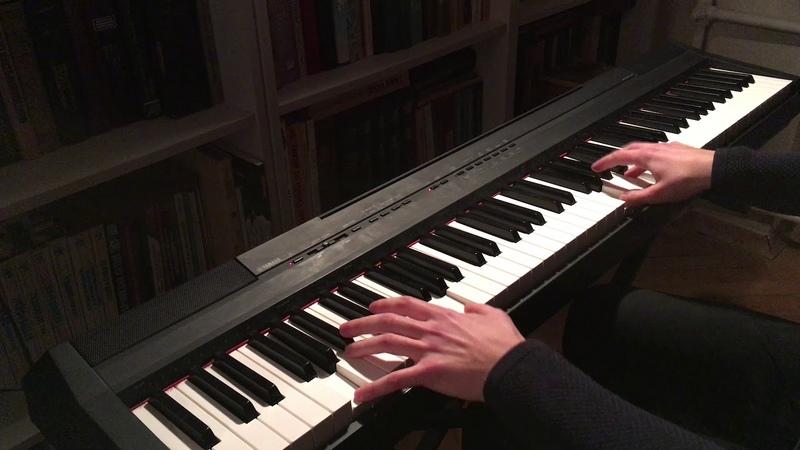 ЛСП, Feduk, Егор Крид – Холостяк (piano cover)