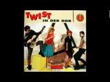 Various Twist In Der DDR 60s German Rock &amp Roll, Schlager, Pop, Shake, Rock Music Compilation