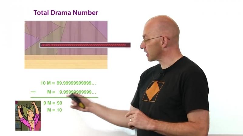 9.999... на самом деле равно 10 (Mathologer RU)