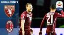 Torino 2 0 Milan Il Torino batte il Milan grazie a Belotti e Berenguer Serie A