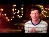 Louis talking about Little Mix