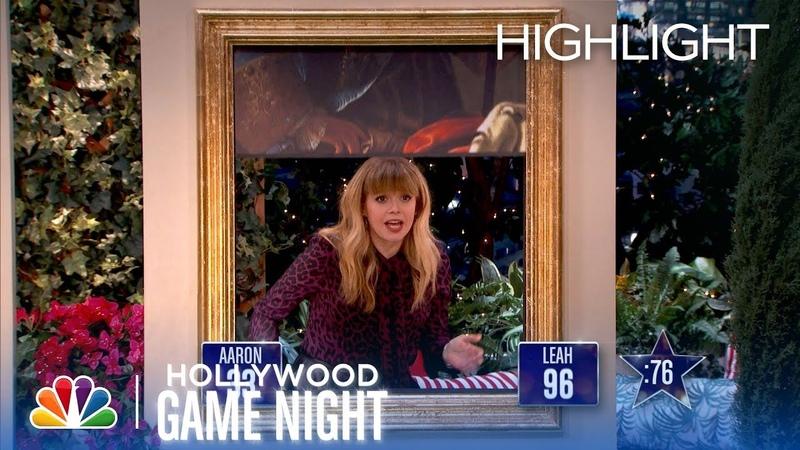 Natasha Lyonne Names Condiments - Hollywood Game Night (Episode Highlight)