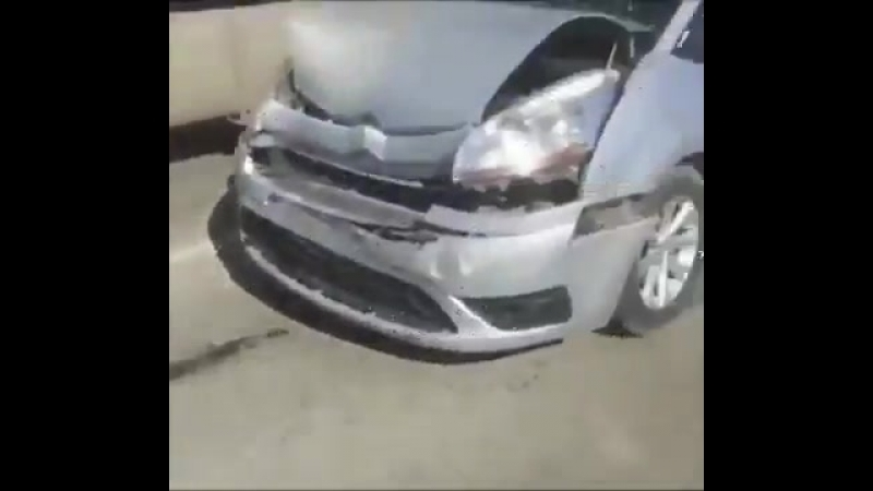 Russian car vs French one