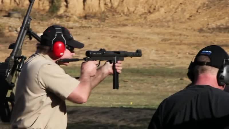 God Guns - A trigger to pull - Steve Lee - Knob Creek Machine Gun Shoot