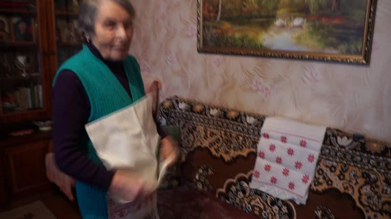 Интервью с жительницей Шуньги, мастерицей Мироновой Раисой Михайловной