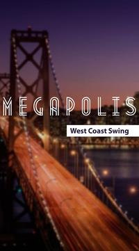 Открытый урок по West Coast Swing*Бесплатно